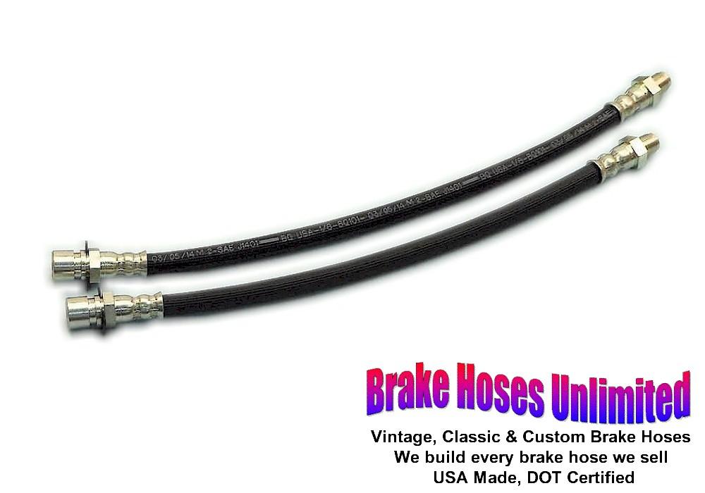BRAKE HOSE SET Ford Ranchero 1959