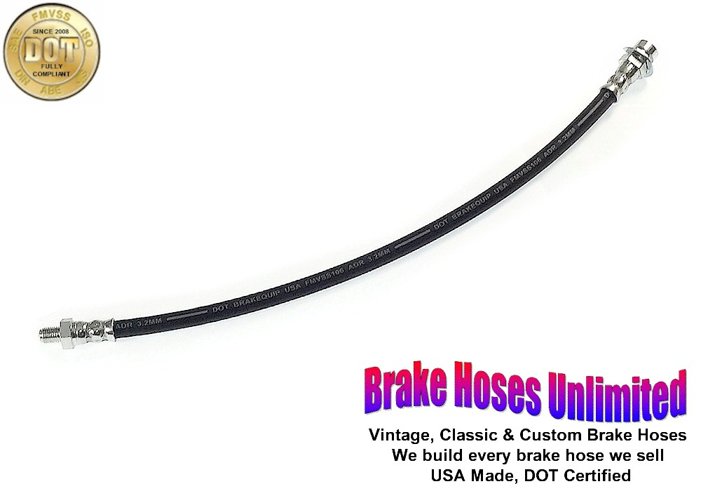 rear brake hose lincoln continental 1964 early ebay. Black Bedroom Furniture Sets. Home Design Ideas