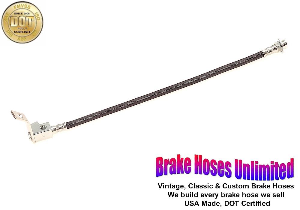 rear brake hose lincoln continental 1965 1966 1967 1968 1969 ebay. Black Bedroom Furniture Sets. Home Design Ideas